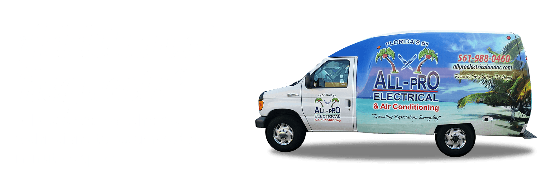 All-Pro Electrical & Air Conditioning Boca Raton Florida AC