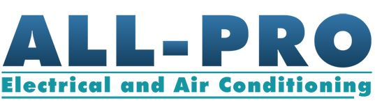 All-Pro Electrical & Air Conditioning Logo Boca Ration Florida