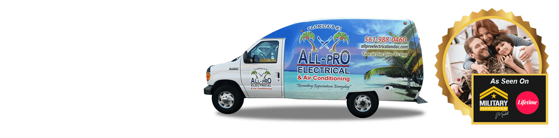 All-Pro Electrical & Air Conditioning Boca Raton Florida AC Financing